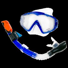 Zestaw do nurkowania maska + rurka INTEX 55962