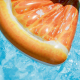 Materac do pływania pomarańcza INTEX 58763