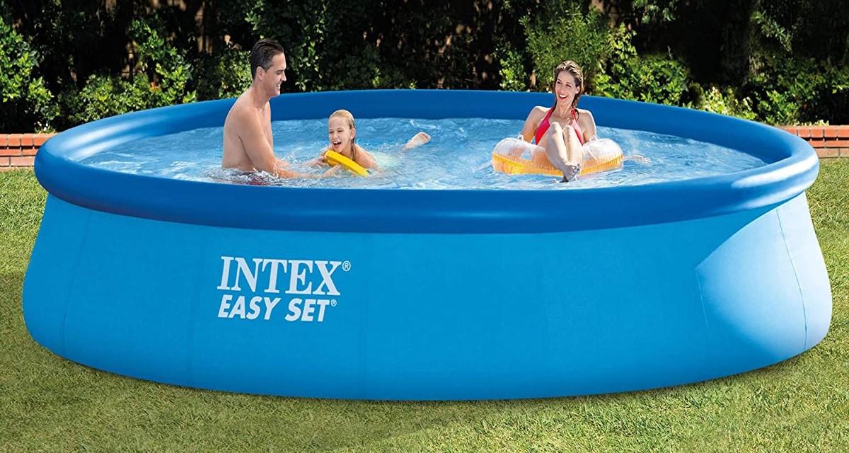Duży basen ogrodowy rozporowy Intex 28142